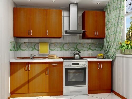 Кухни ЛДСП 37
