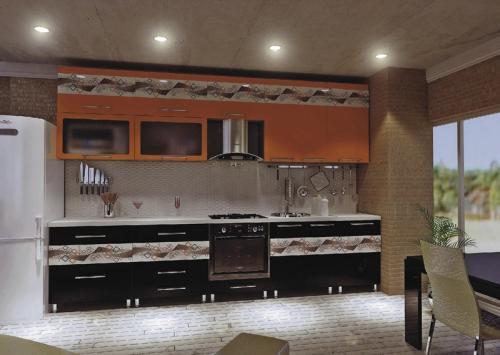 Кухни МДФ15