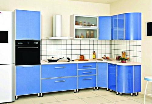 Кухни МДФ27