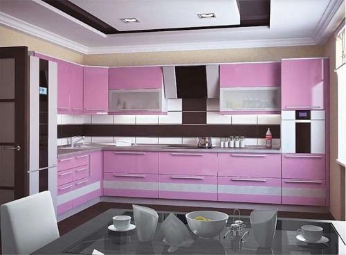 Кухни МДФ40