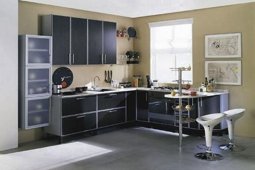 Кухни МДФ55