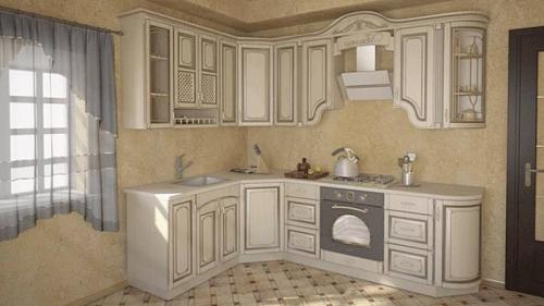 Кухни Патина 40