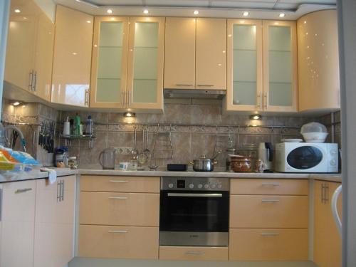 Кухня Эмаль 14