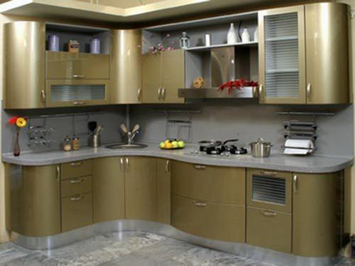 Кухня Эмаль 16