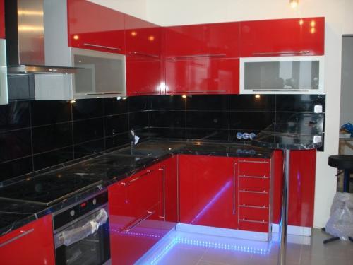 Кухня Эмаль 22