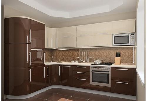 Кухня Эмаль 30