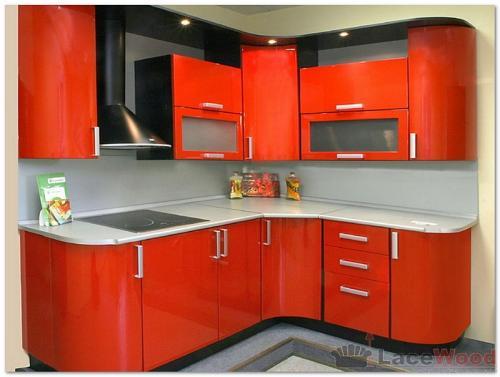 Кухня Эмаль 31