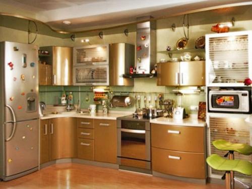 Кухня Эмаль 32