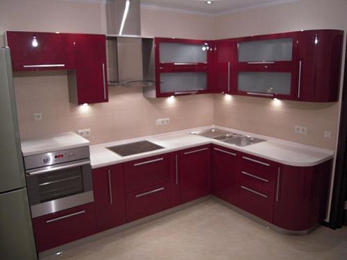 Кухня Эмаль 37