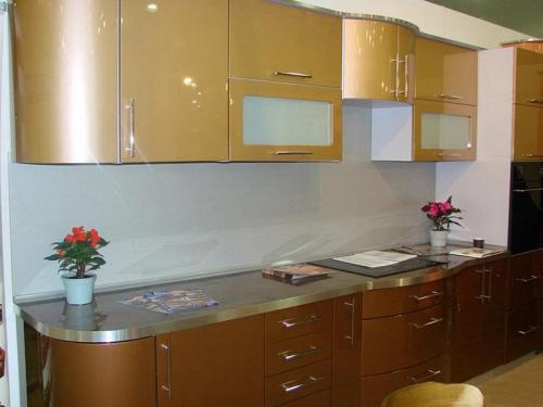 Кухня Эмаль 44