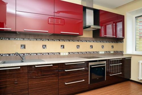 Кухня Эмаль 6