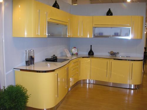 Кухня Эмаль 7