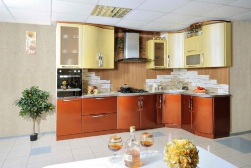Кухня Эмаль 8