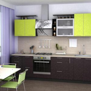 Кухня мдф эконом 0010